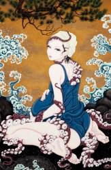 Yuji Moriguchi hokusai