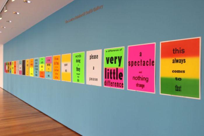 Museum of Modern Art(MoMA)にて