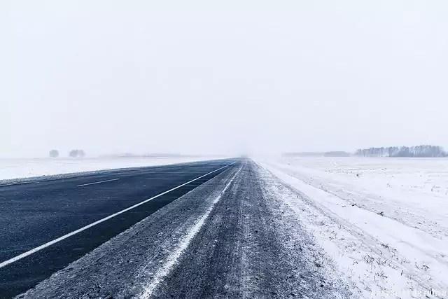 La carretera transiberiana (Rusia)