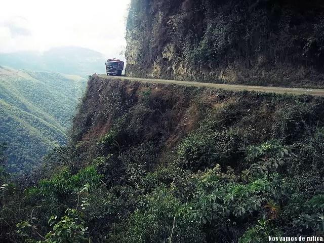 El camino de la muerte (Bolivia)