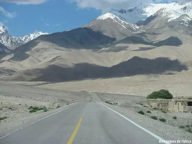 Inyección de adrenalina: Karakorum Highway (Pakistan)