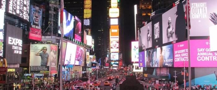 Visitar Nueva York en 2 días – Centro de Manhattan