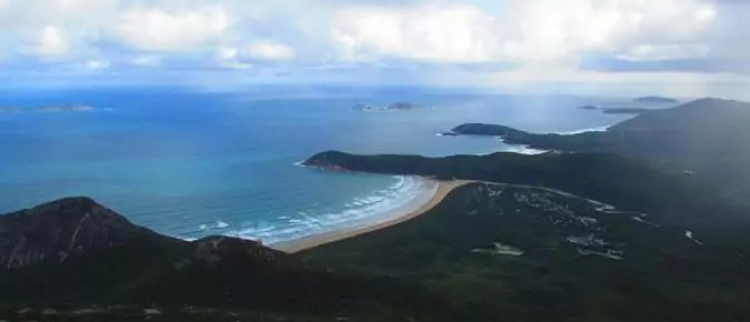 De Melbourne a Sydney (II): PN Wilsons Promontory