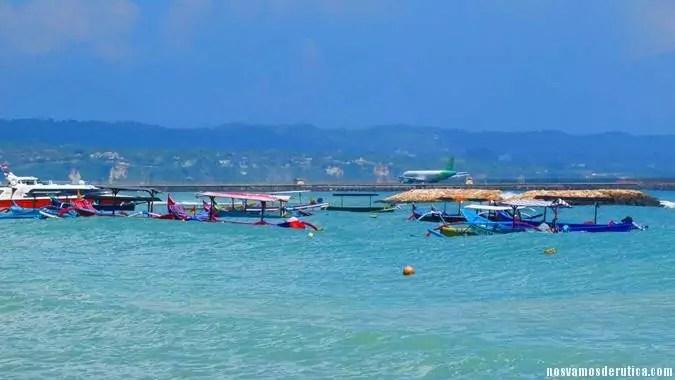 Playa Kuta (Bali) sur
