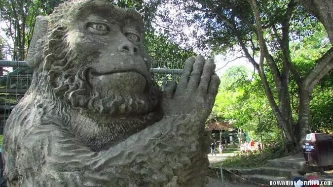 Entrada Monkey Forest