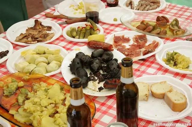 Comida típica murciana