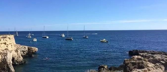 Tabarca, paraíso desconocido en el Mediterráneo