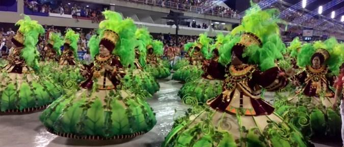 Descubriendo el Carnaval de Rio