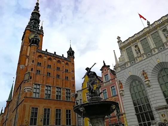 Gdansk, calle principal