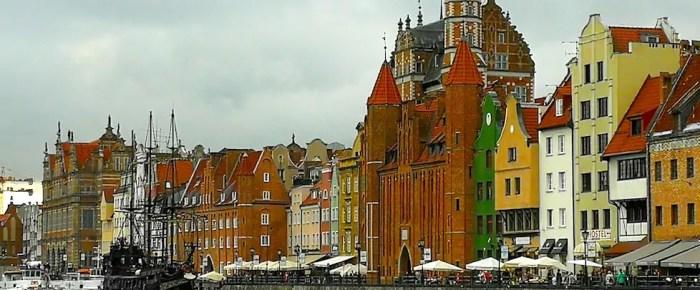 Imprescindibles en la ciudad de Gdansk