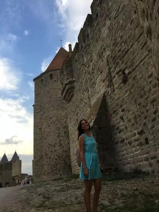 Ciudad medieval de Carcassone