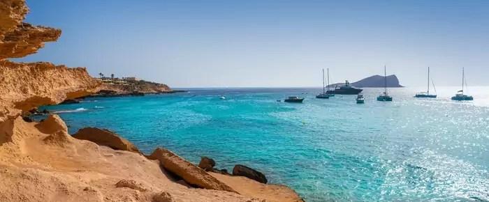 Las 7 mejores calas de Ibiza