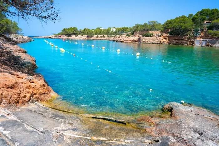 Cala Gracioneta, Ibiza