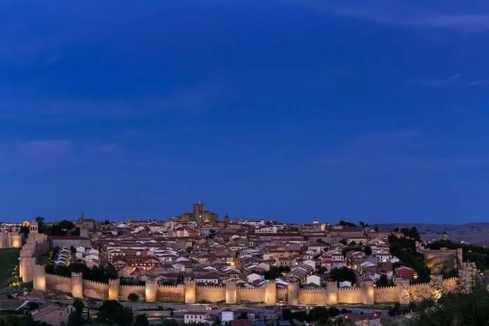 Rutas por Ávila