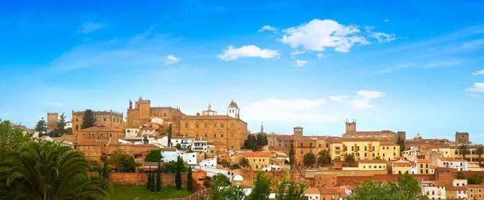 Qué ver en Cáceres y alrededores