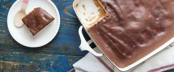 Receta tarta de la abuela