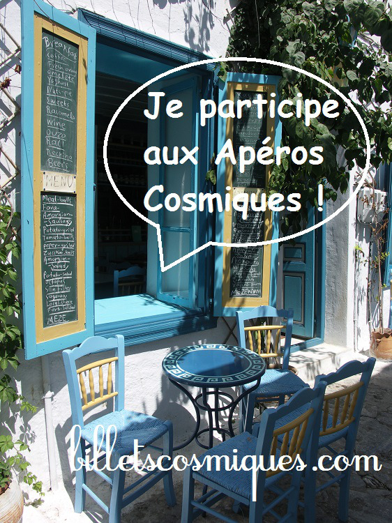 Aperos cosmiques amour humour