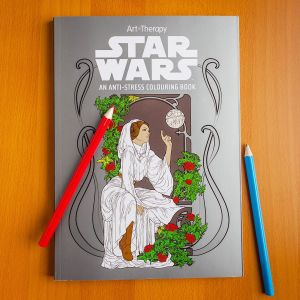 cahier de coloriage star wars