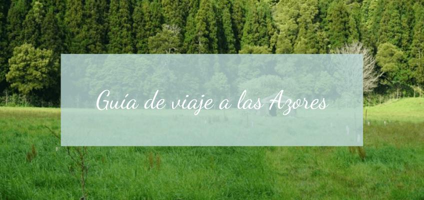 Road trip por São Miguel: los preparativos