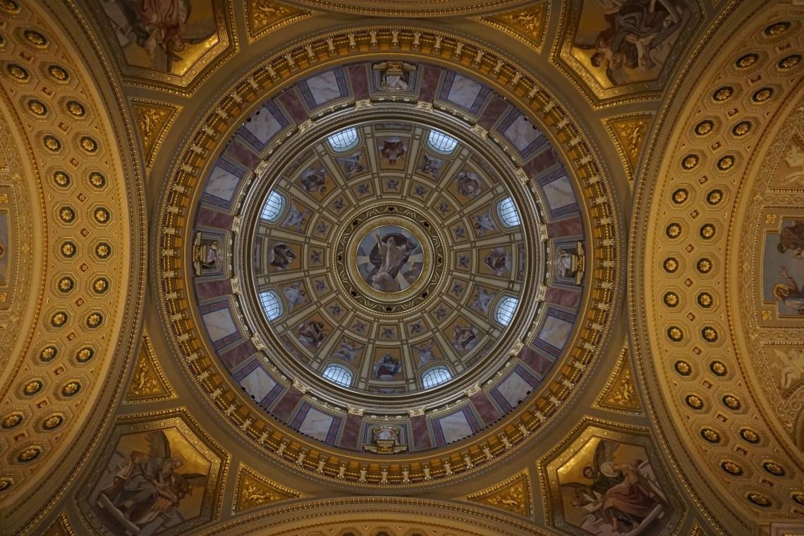 Basílica Istvan, Budapest