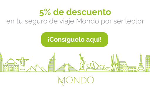 Seguro de viajes Mondo - Descuento 5%