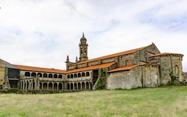 Monasterio de Santa María de Xunqueira de Espadañedo