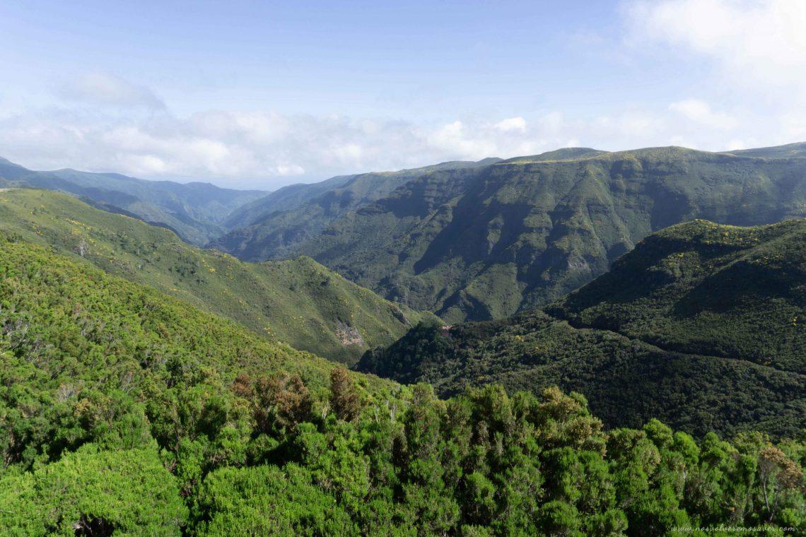 Montañas Madeira, Portugal