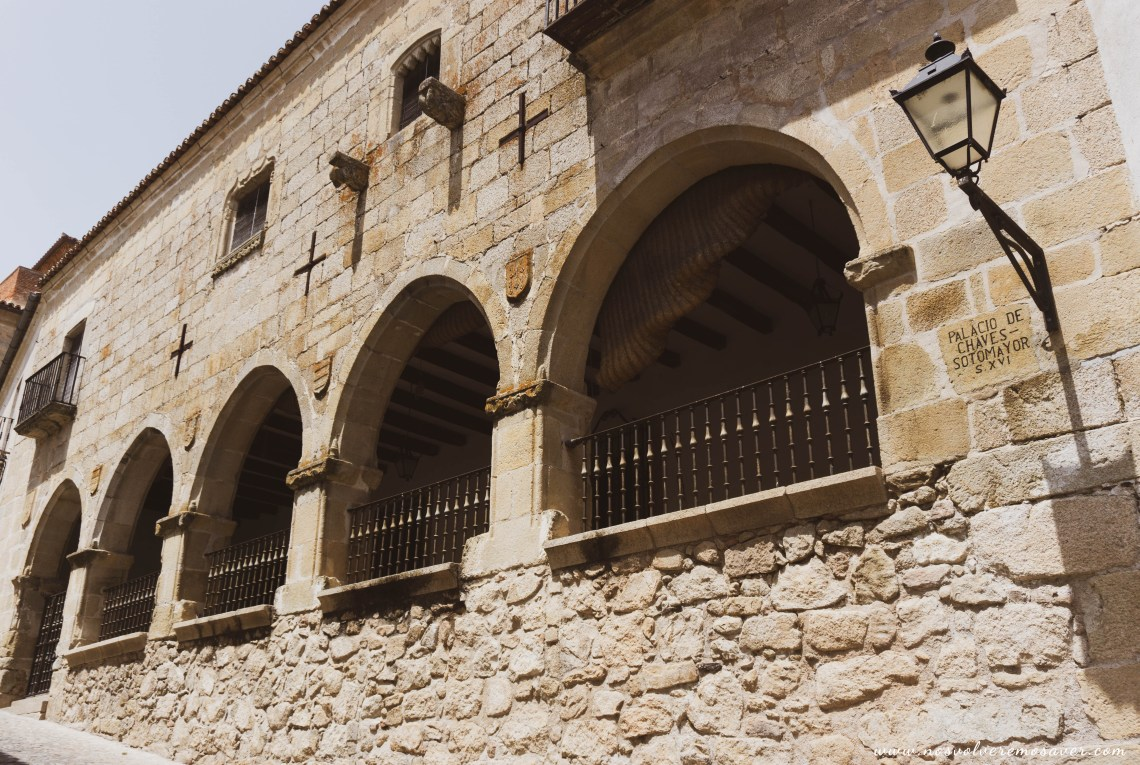 Palacio de Chaves