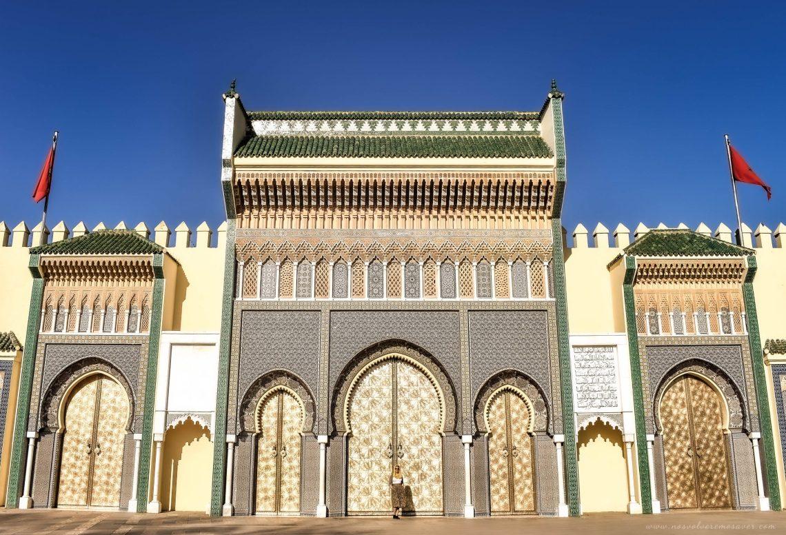 Palacio Real, Fez