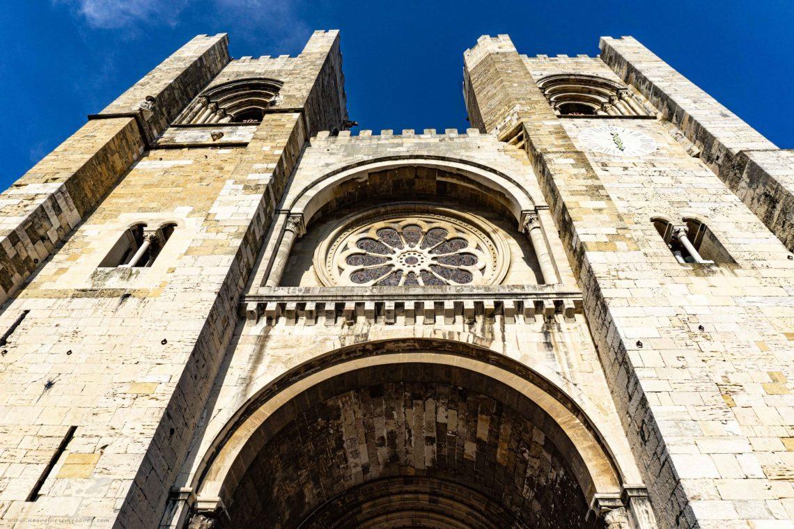 Catedral de Lisboa, Portugal