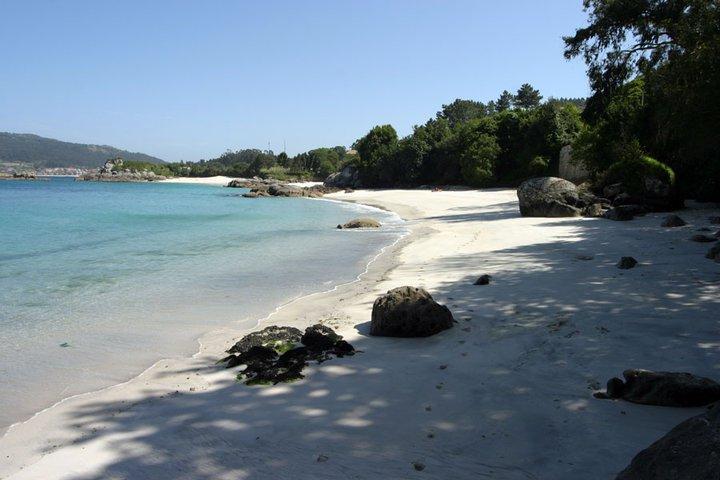 Playa Castiñeiras (Cangas) | Ría de Aldán - Galicia