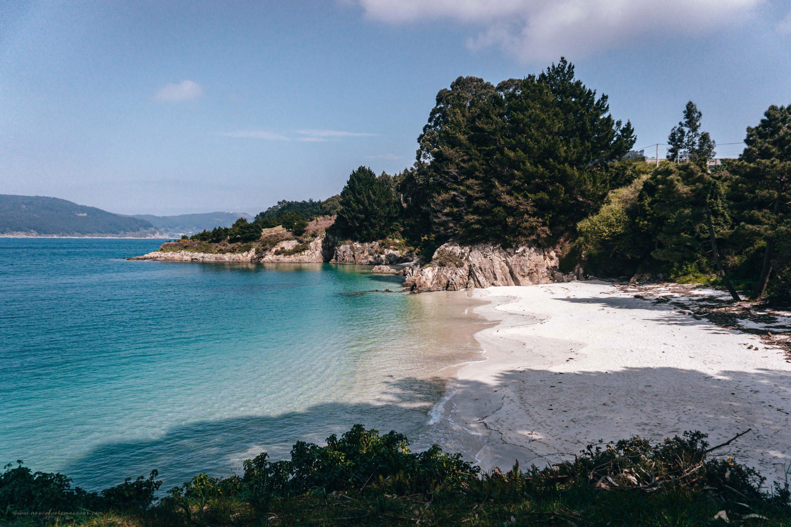 Playa de O Vidrieiro (O Vicedo) | Galicia