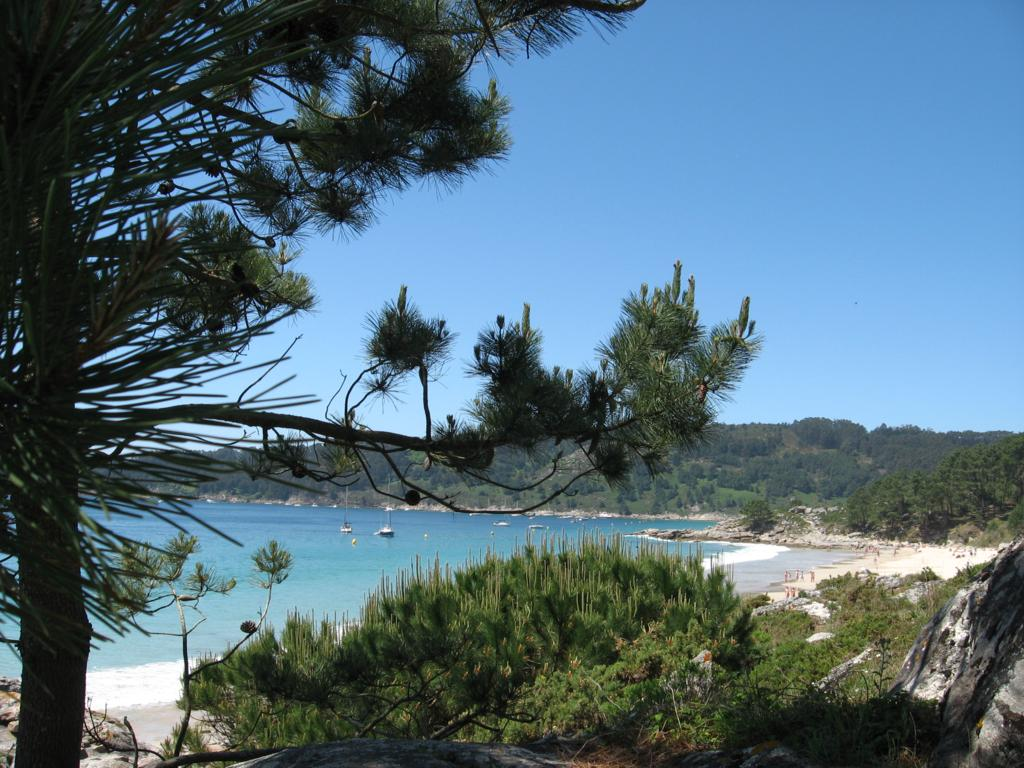 Playa de Viñó   Cangas