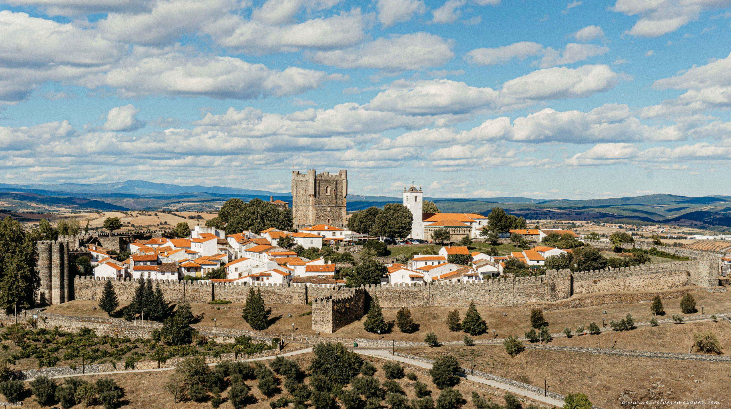 Miradouro do Castelo, Bragança