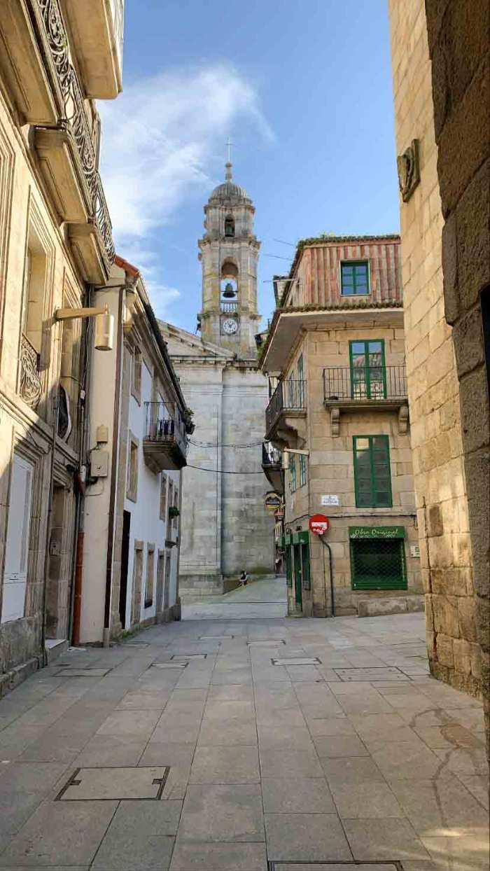 Rúa Real (Casco Antiguo de Vigo)