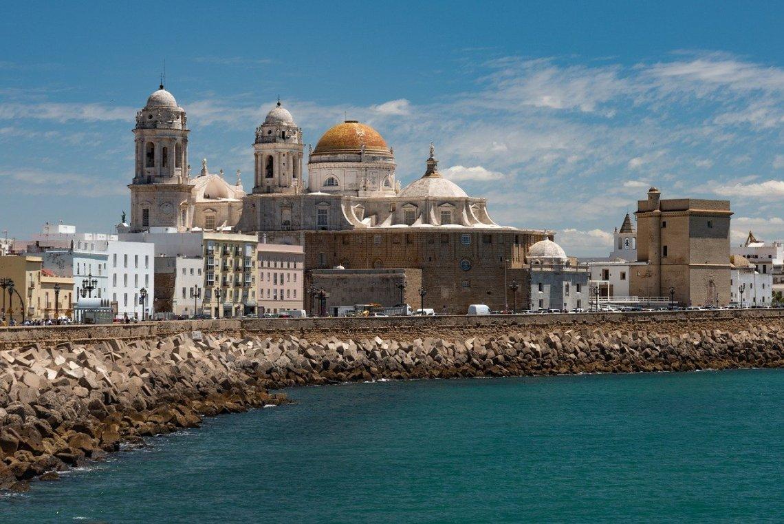 Escapada romántica a Cádiz (España)