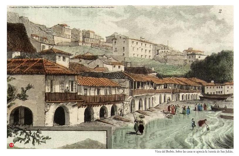 Barrio de O Berbés (Vigo, Galicia)