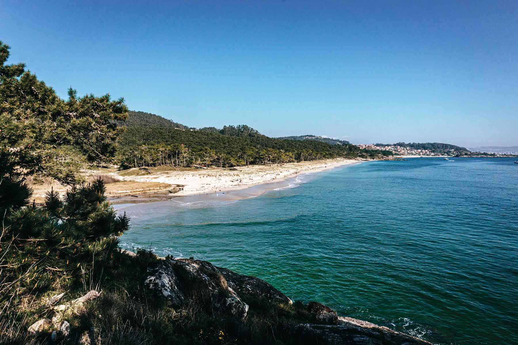 Praia de Barra (Cangas, Galicia)