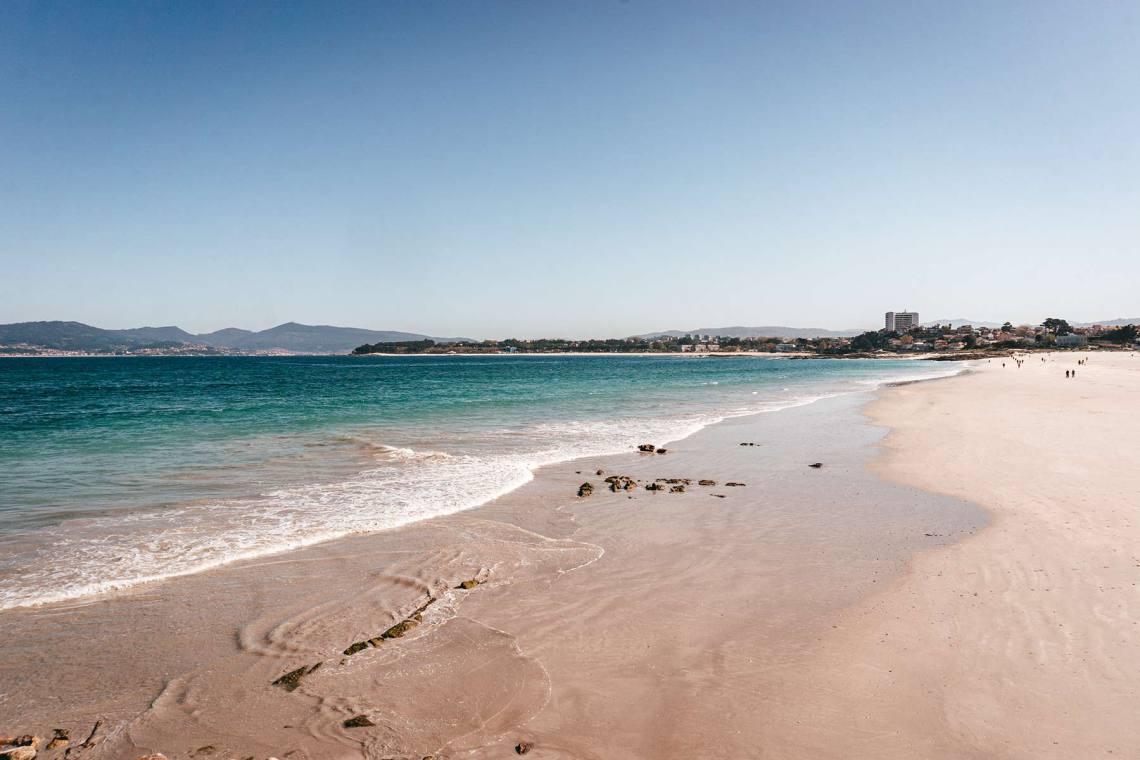 Playa de O Vao (Vigo)