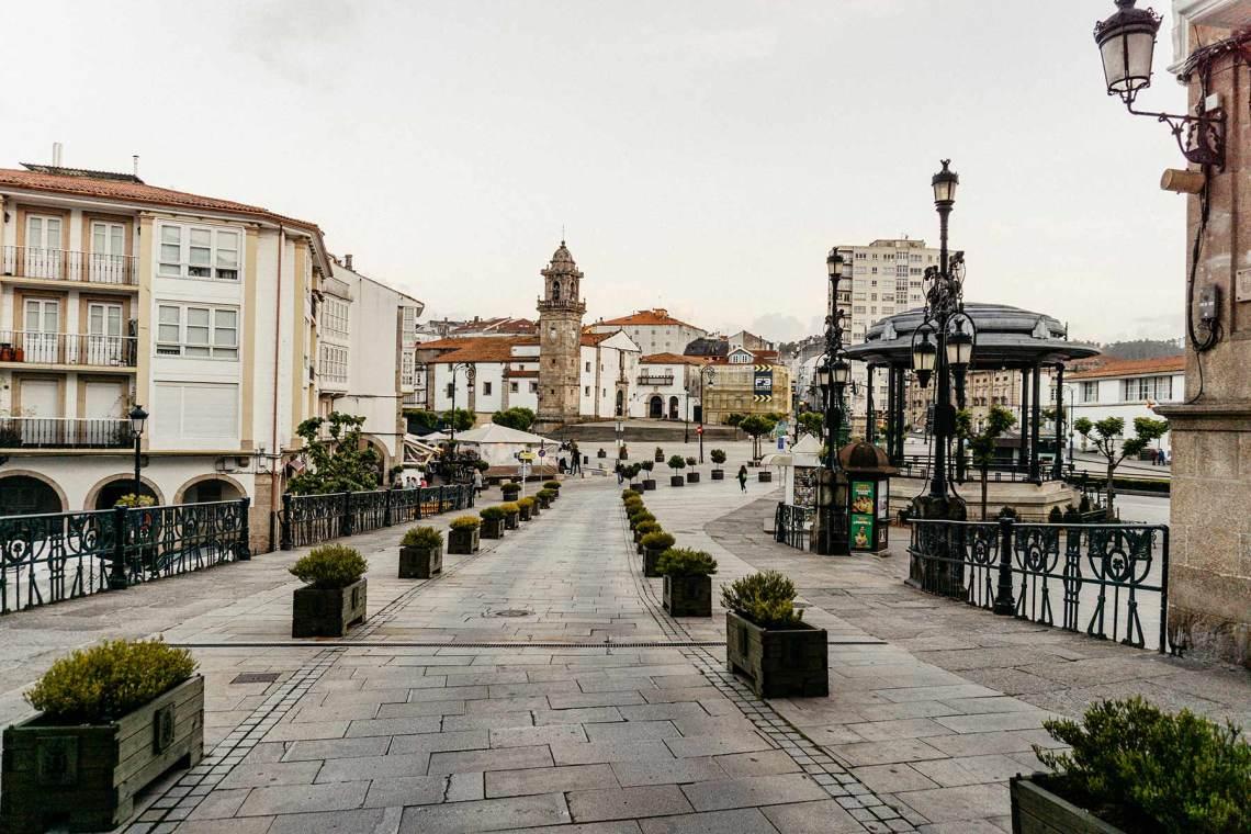 Praza Irmáns García Naviera
