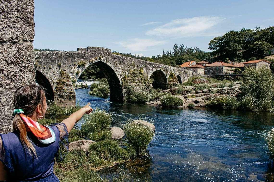Ponte Maceira (A Coruña)