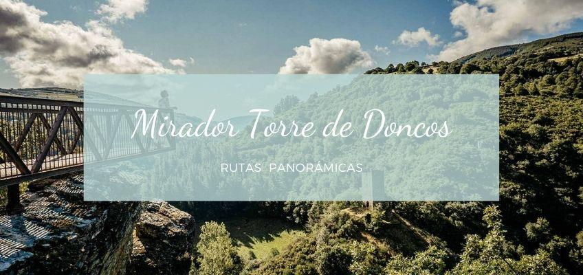 Mirador Torre de Doncos