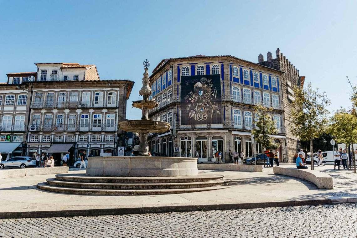 Largo do Toural (Guimarães)
