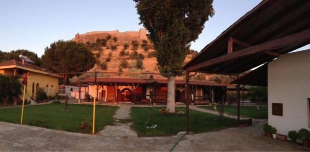Kemping w Selcuk (Efez)