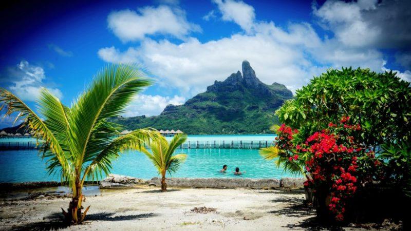 Un air de vacances à Bora-Bora
