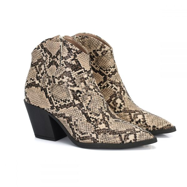74f41e4c63 Bota West Country Bege – Not-me Shoes