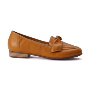 mocassim feminino, mocassim feminino couro, mocassim feminino 2020, coleção 2020, not-me shoes, mocassim feminino bico redondo, mocassim mostarda, mocassim confortavel