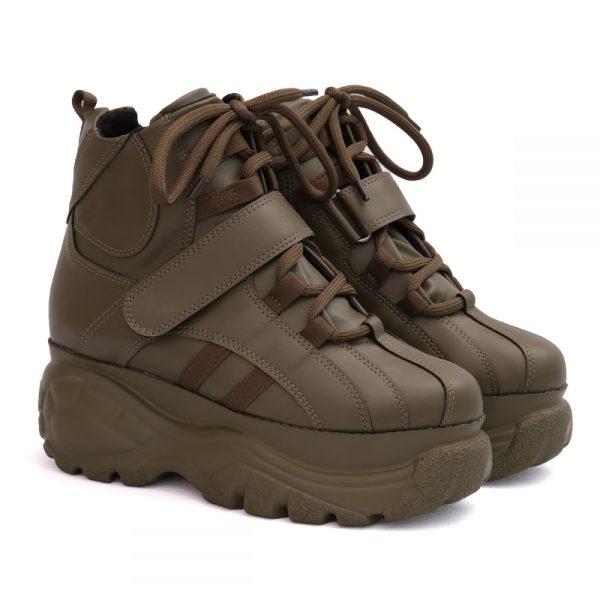 Tênis Feminino Bufalo Boot Verde
