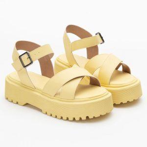 Sandália rasteirinha salto taça plataforma bota Calçado Feminino Loja Online not-me shoes (64)