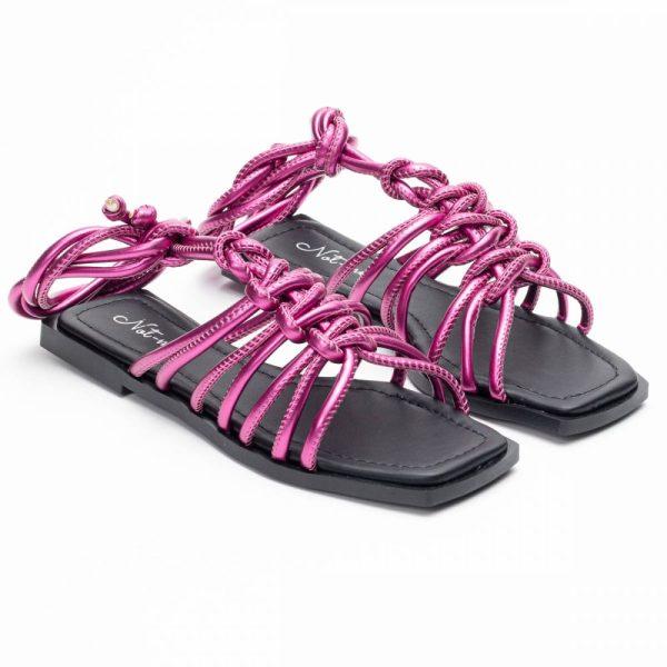 Sandália rasteirinha salto taça plataforma Calçado Feminino Loja Online not-me shoes atacado varejo brusque ecommerce (124)